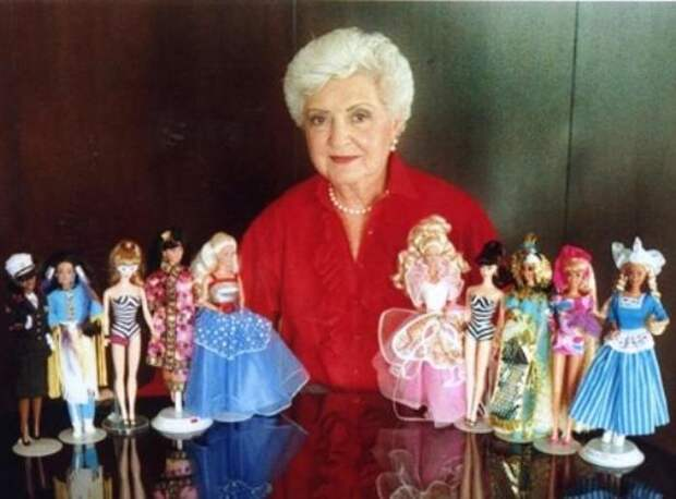 Личная драма создательницы куклы Барби: почему Рут Хэндлер лишилась и бизнеса, и детей