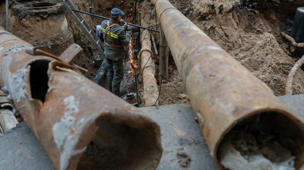 На Сахалине из-за аварии без холодной воды остались 8,5 тыс. человек
