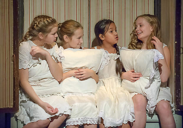 Детский Музыкальный Театр Юного Актера поддержит российские хосписы онлайн-концертами