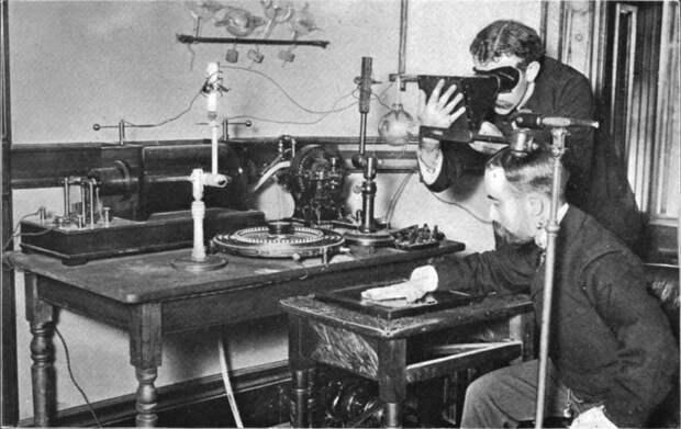 Изъятые технологи.Телевидение 19 века.