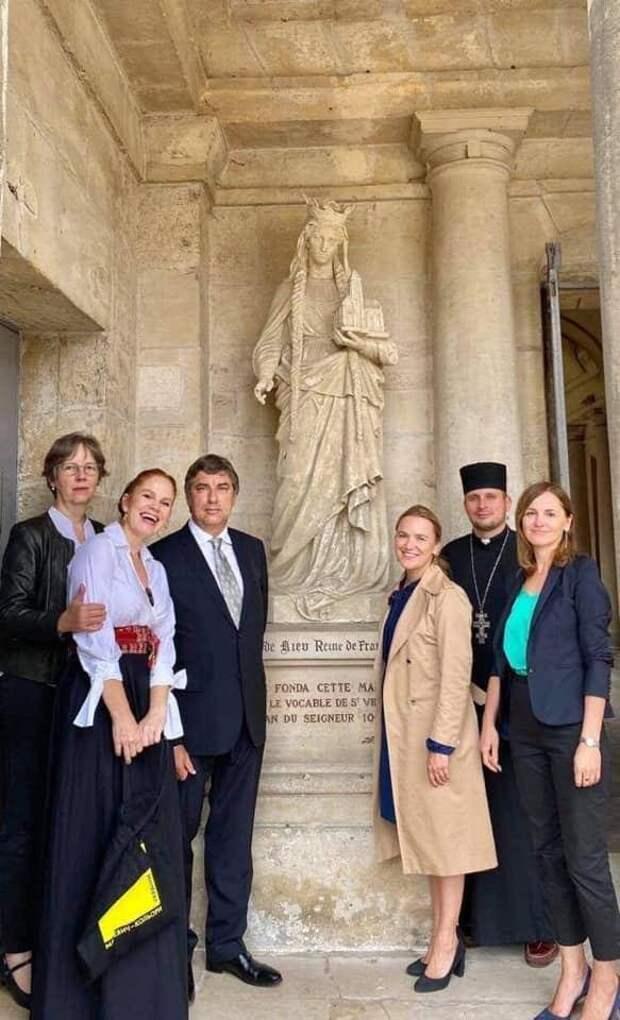 Анну Русскую переименовали в Куивскую по просьбе Украины