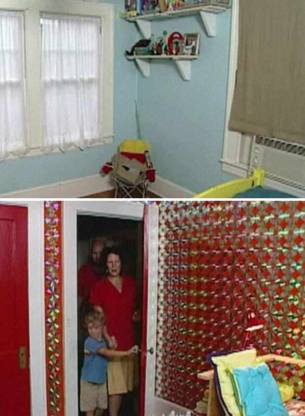 25 кардинальных смен интерьера изкультового шоу BBC «Changing Rooms»