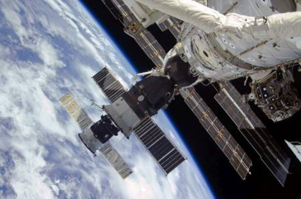 Россия будет строить свою космическую станцию