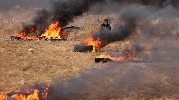 Наземные силы Израиля начали атаку на сектор Газа