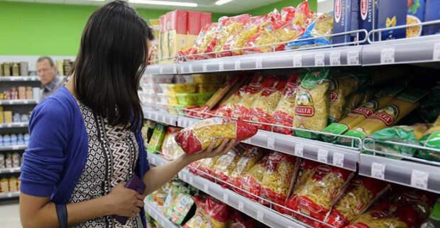 Производители продуктов с начала года повысили цены в России на 6,4%