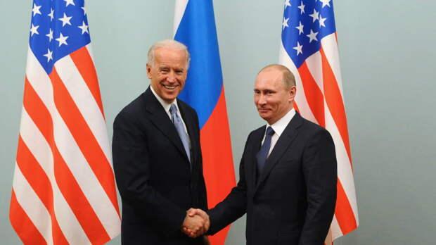 Одну из тем встречи Путина и Байдена назвал постпред США