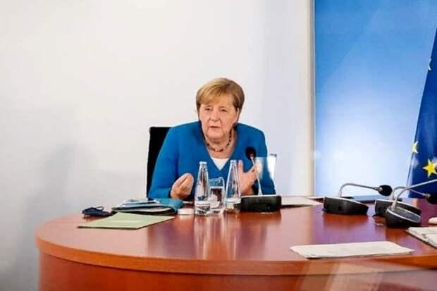 Раскрыт размер пенсии Ангелы Меркель после отставки