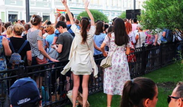 Фестиваль «Ночь музыки» не будет отменен из-за COVID-19 в Екатеринбурге