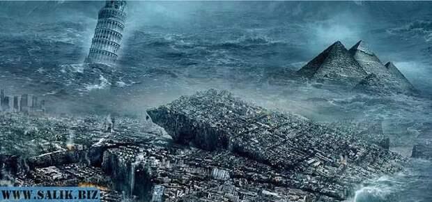 Почему от прошлых цивилизаций не осталось почти никакой информации. Или что-то осталось?