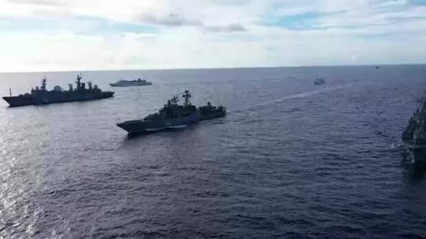 Зачем Россия проводит масштабные учения флота прямо под боком у США?