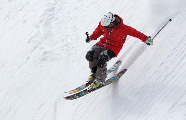 Человек, Лыжник, Лыжный, Лыжи, Снег, Склоны
