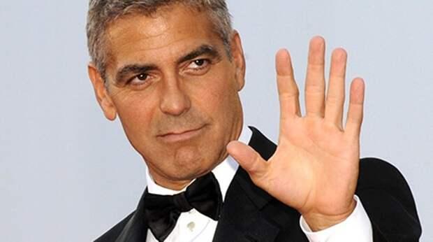 Научно доказано, что Джордж Клуни — самый красивый мужчина вмире