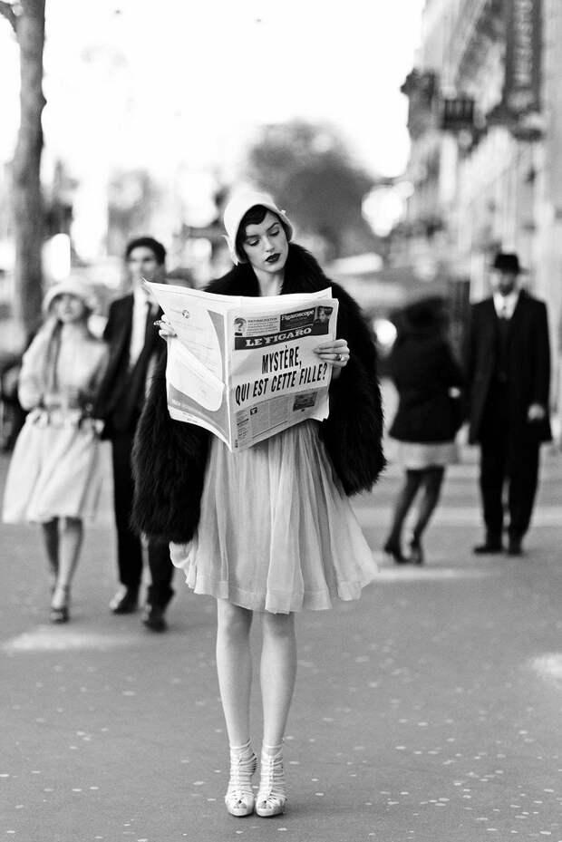 Немецкий фотограф Эстер Хаазе