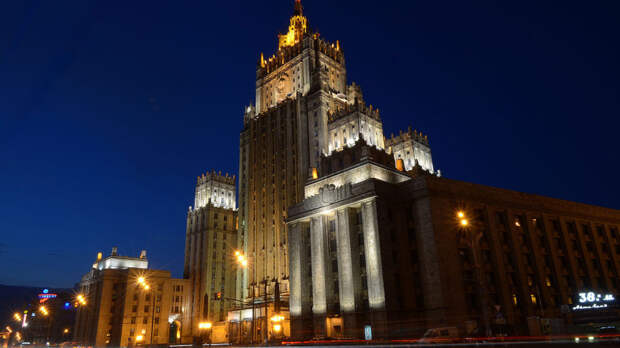 Замглавы МИД РФ Богданов провел переговоры с послом Египта в Москве