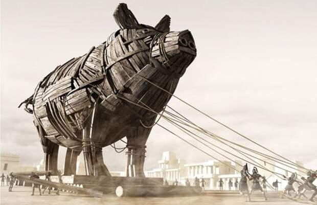 Троянский конь для Лукашенко