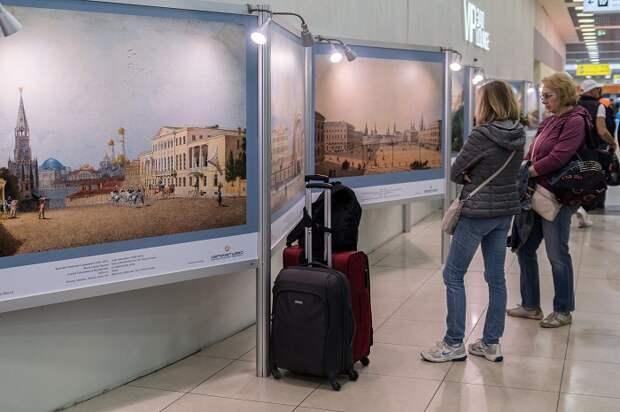 Аэропорт Шереметьево планирует провести реконструкцию одного из терминалов