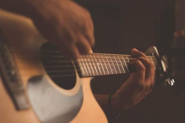 «Клуб «Огонек» на Зеленоградской открыл набор в студию гитары