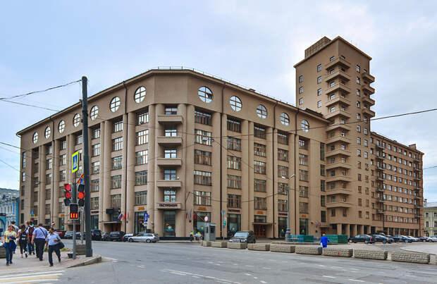 Как советские архитекторы проектировали светлое пролетарское будущее (ФОТО)