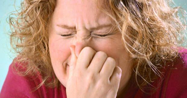 Чихание закрытым ртом убивает. Клинические случаи