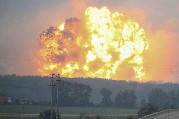 ГРУ работает? В Чехии раскрыли подробности взрыва склада с боеприпасами