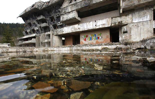 Что случается с олимпийскими деревнями после Олимпиады