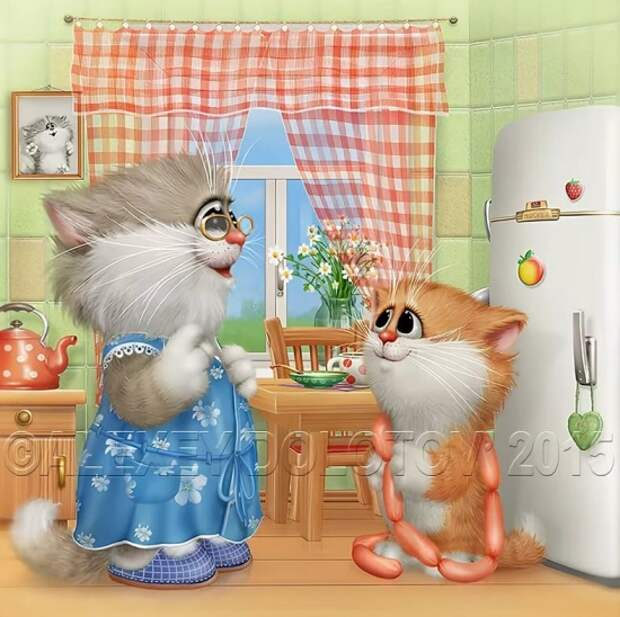 коты Алексея Долотова – 36