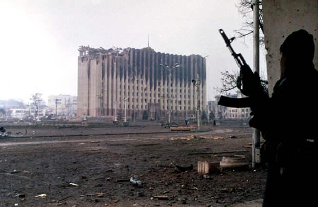 Вчера ещё дружелюбная Чечня.
