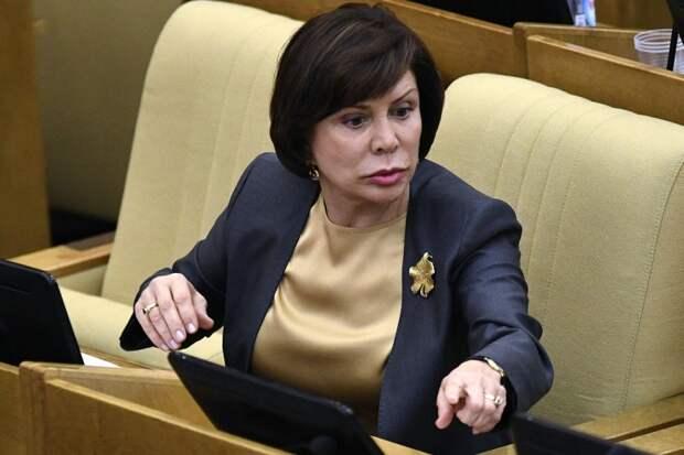 Ирина Роднина раскритиковала знаменитостей за жалобы на падение ...