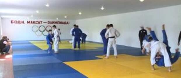 Спортзал для будущих чемпионов открыли в Шардаре