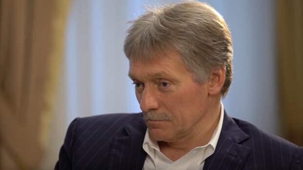 Песков переадресовал ФСИН вопросы ПАСЕ по Навальному