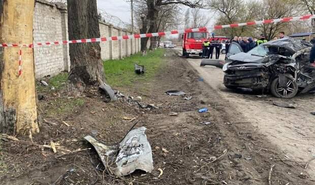 Прокуратура начала проверку из-за ДТП спятью погибшими подростками вНовочеркасске