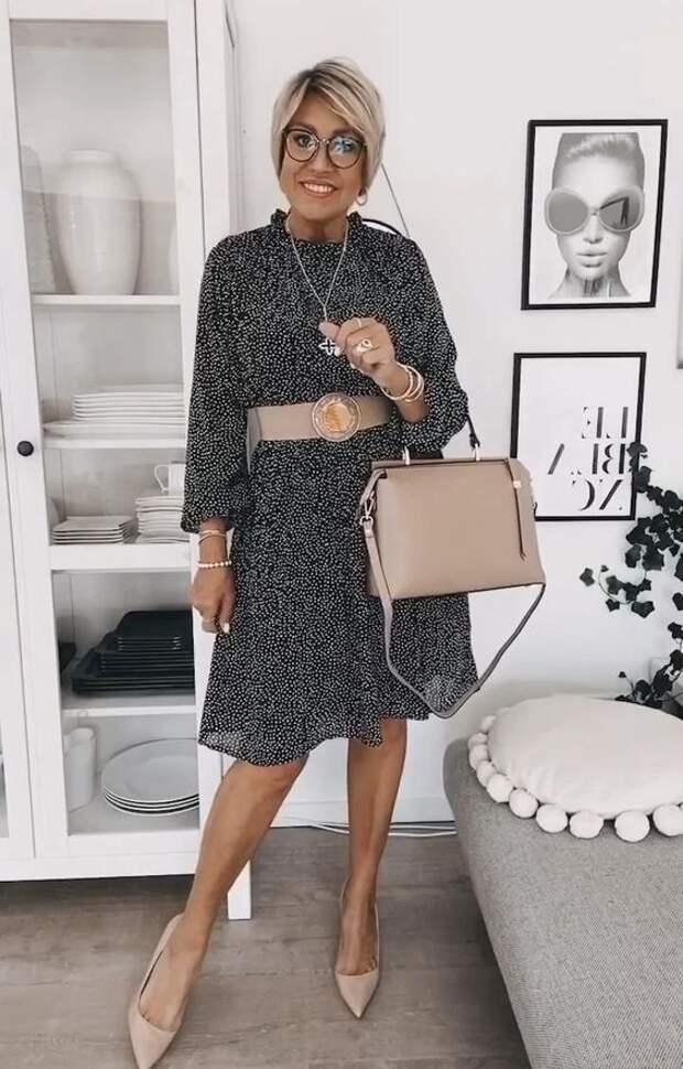 Как создать стильный образ даме элегантного возраста: 11 модных решений