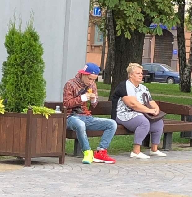 Суровая мода из Белоруссии