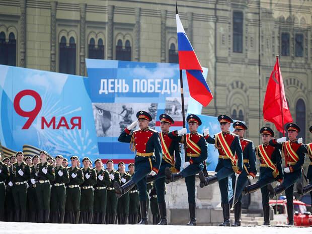 В Москве пройдет грандиозный Парад Победы в честь 9 мая