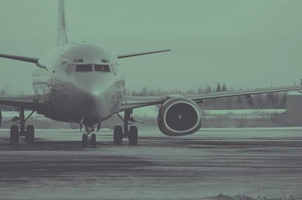 «Заминированный» самолет успешно приземлился в Симферополе