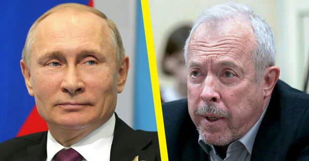 Фото Не верит Путину. Макаревич высказался об изменении Конституции