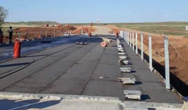 Втрех районах Оренбургской области продолжается ремонт мостов