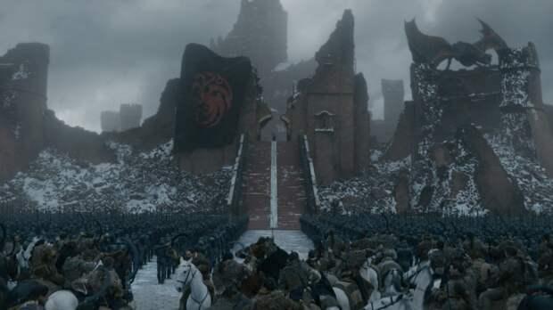 """Создатели """"Игры престолов"""" показали фанатам неизданный трейлер сериала"""