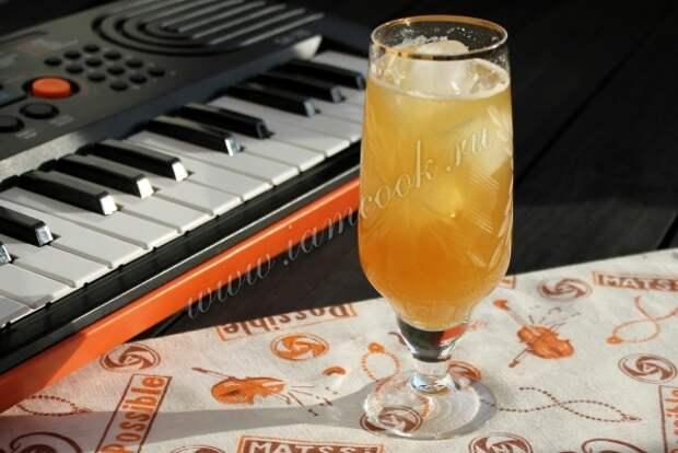 Рецепт алкогольного коктейля Вивальди