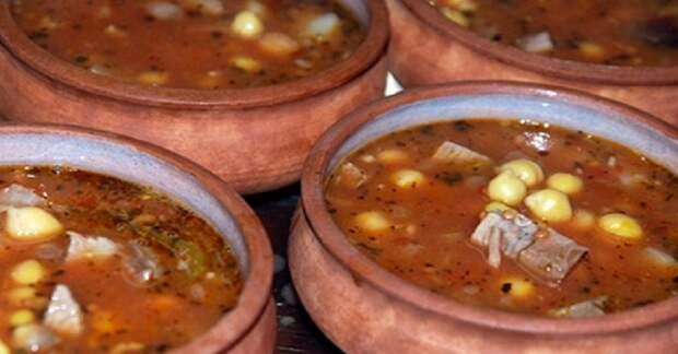 Суп из духовки? А почему бы и нет? Ведь это невероятно вкусное и сытное блюдо