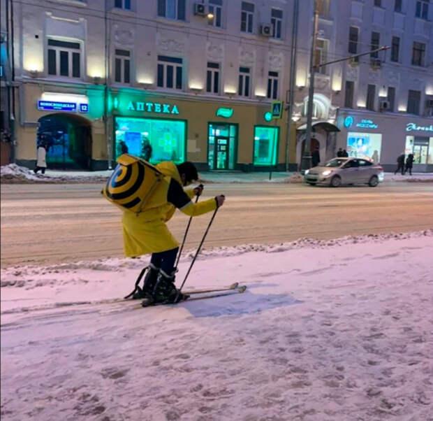 Русские пчелы зимы не боятся! | Фото: Russia Beyond.