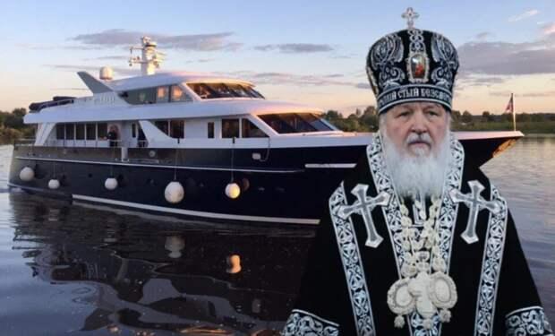 Заветная молитва Кирилла. Политические анекдоты