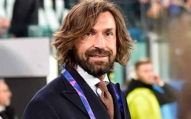 Пирло объяснил, почему не боится увольнения после вылета «Ювентуса» из Лиги чемпионов