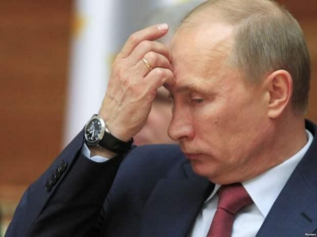 «Путинская икона Богоматери»