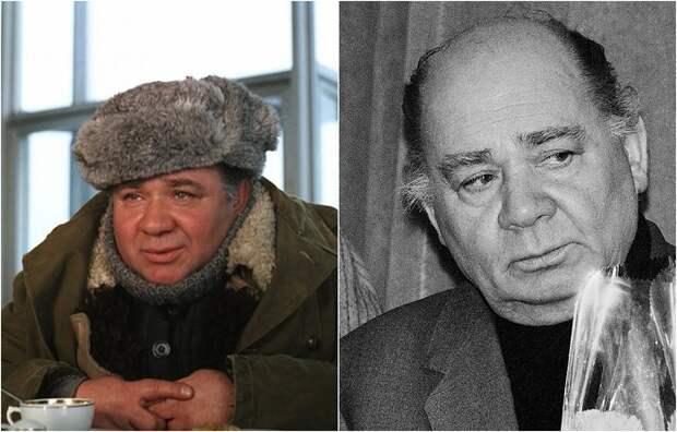 Популярный артист в кинофильме «Мимино» исполнил роль фронтовика Ивана Сергеевича Волохова.