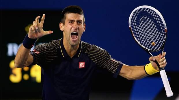 Джокович вышел в финал «Ролан Гаррос» после победы над Надалем