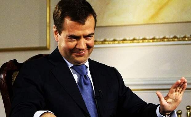 Дмитрий Медведев: «Единая Россия» никогда не разделит печальную судьбу КПСС!»