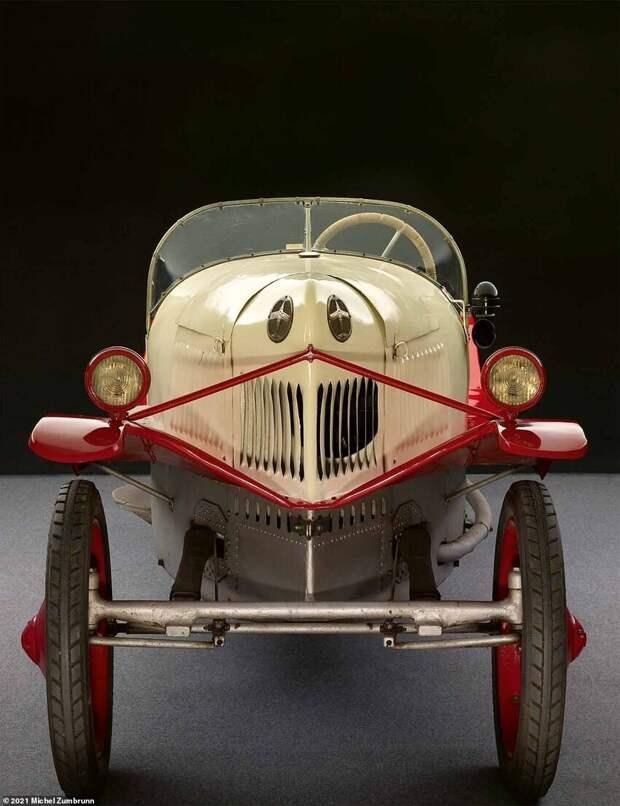 2. Grade-Wagen 1922 года