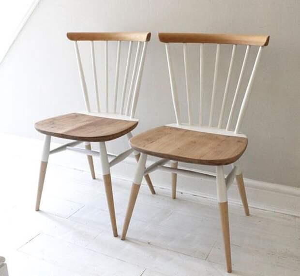 переделка стульев ремонт своими руками