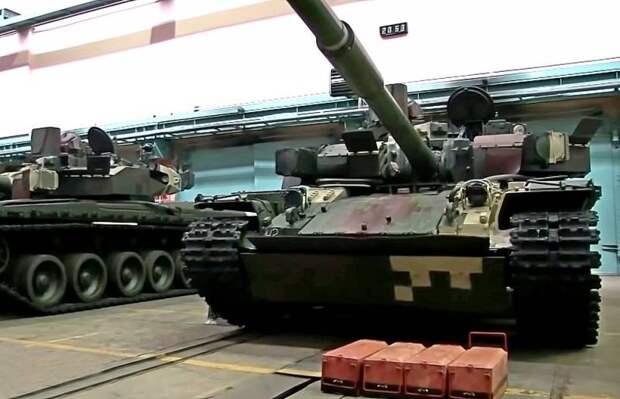 Танковое противостояние с РФ: чем Украина ответит на Т-72Б3, Т-90М и «Армату»